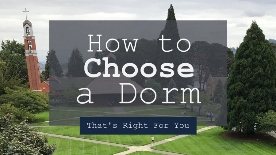 How to Choose a Dorm