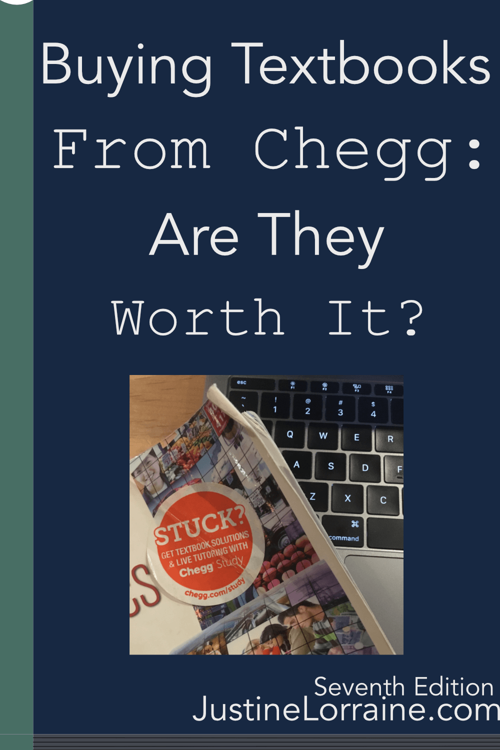 It is hard to find good deals at a school's bookstore for textbooks. To prevent spending an arm and a leg to afford textbooks I decided to try Chegg.