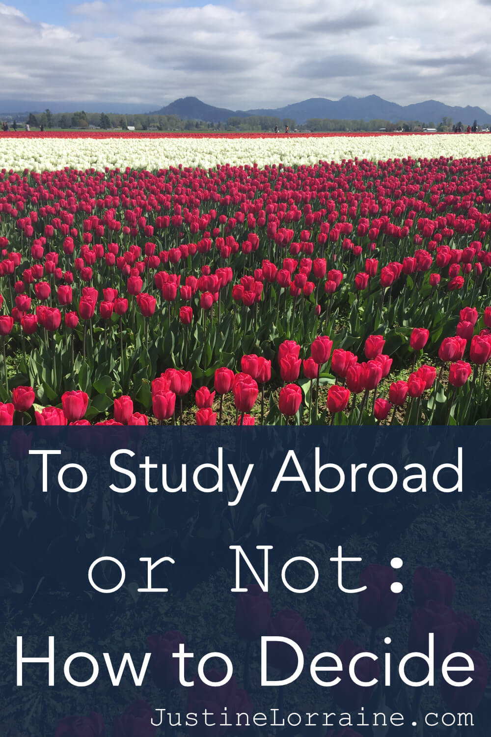 Choosing whether or not to study abroad is hard. Here are some questions to help make the decision easier.